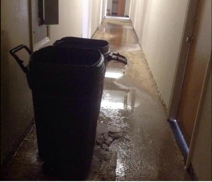 Water Damage in Woburn, MA