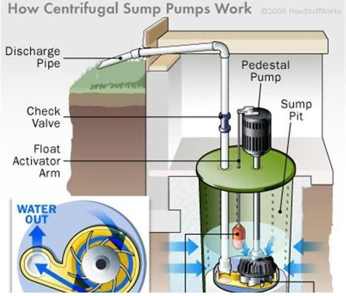 Sump Pumps are Savers
